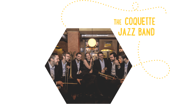 Bands - Coquette Jazz Band